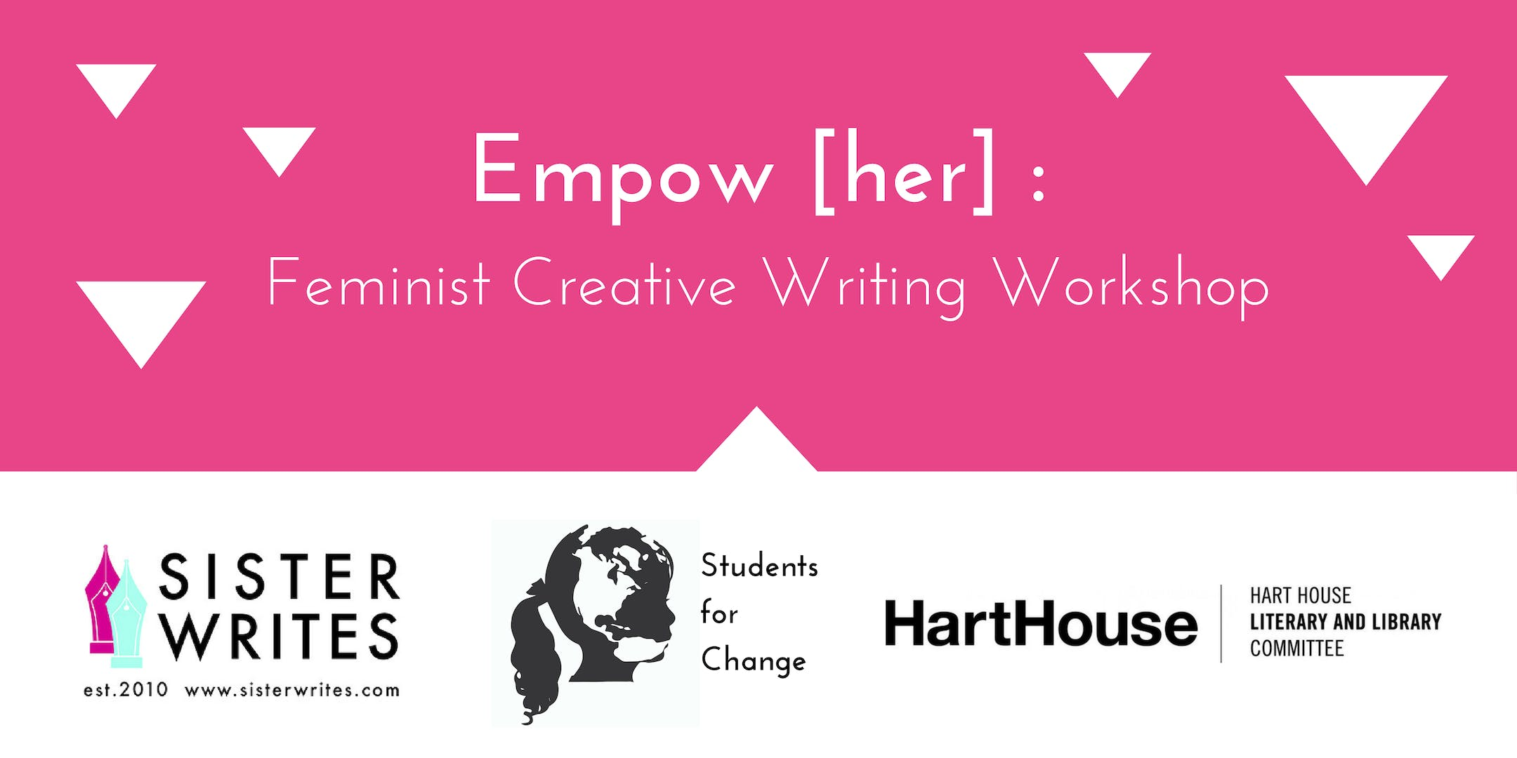 creative writing workshops toronto