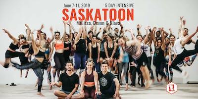 VanCityAcro Canada Tour - Saskatoon