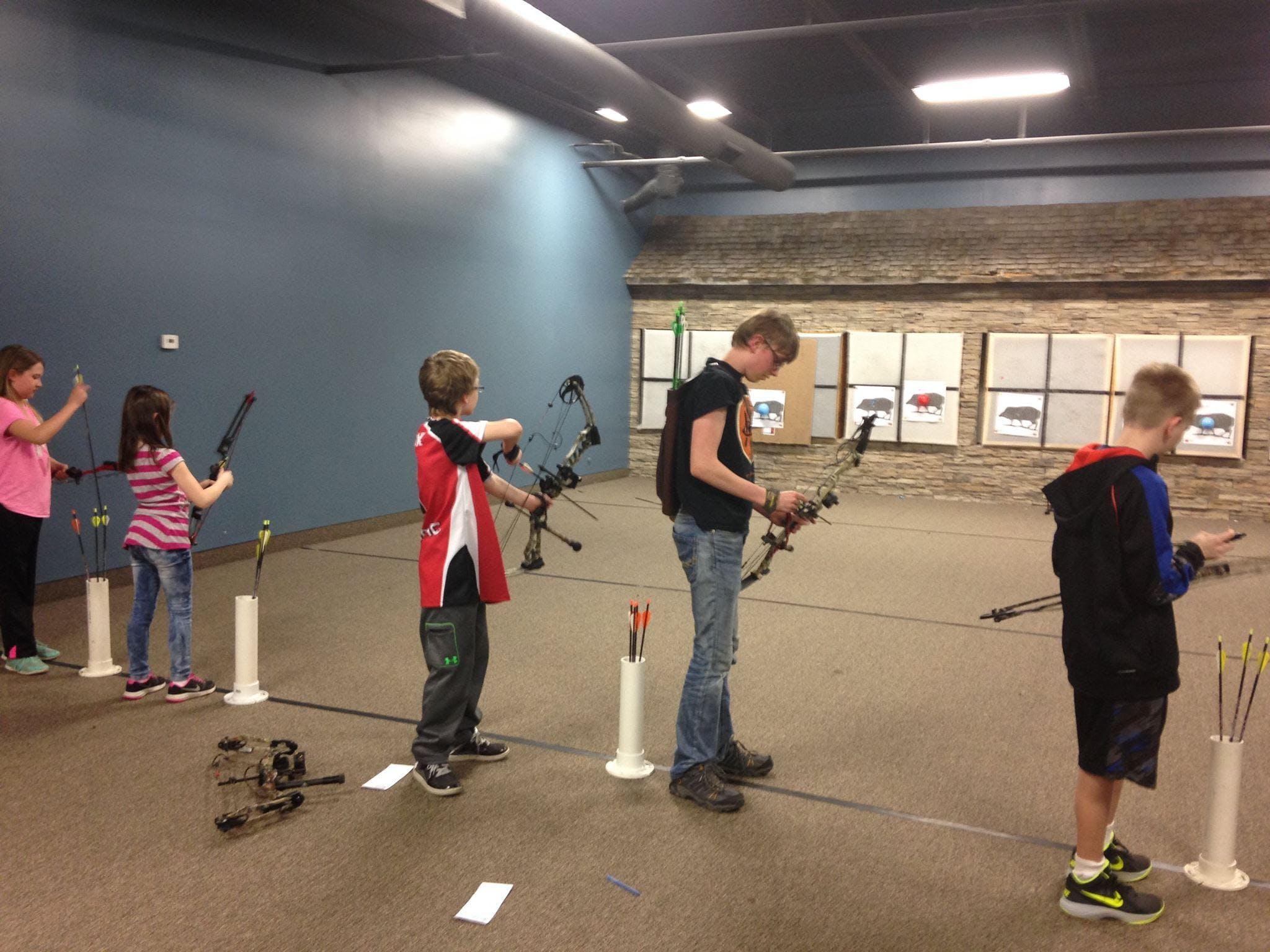 Archery Country Kids Classes - Waite Park