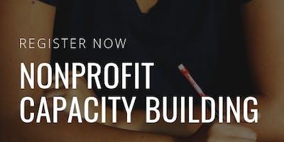 Nonprofit Capacity Building Workshop