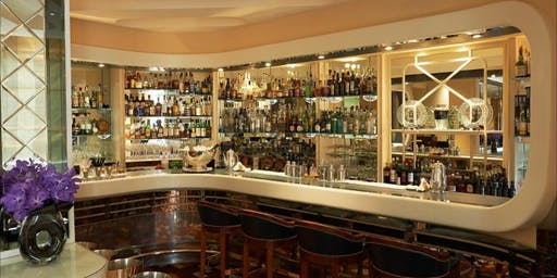 Hotel Bars Around the Globe