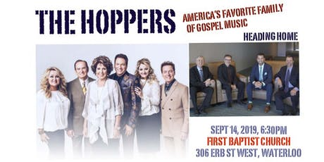 The Hoppers and Heading Home tickets