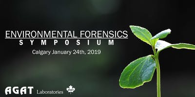 AGAT Presents: Environmental Forensics Symposium - CALGARY