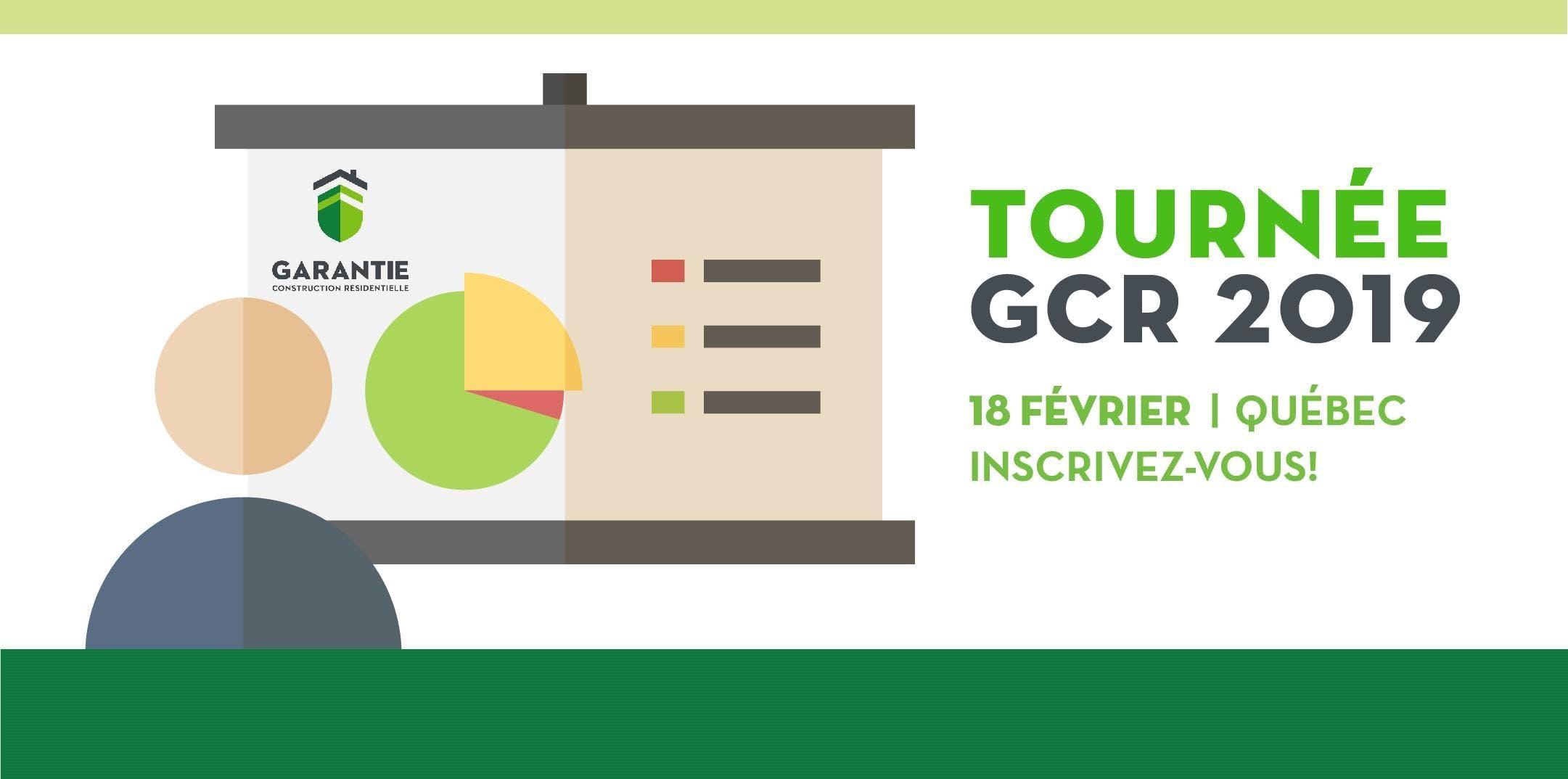 Tournée GCR 2019 – Québec