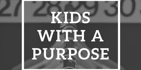 Kids with a Purpose Pop Up Shop tickets