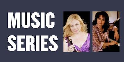 Brand Associates Music Series | Marina Manukian & Gayane Simonyan!