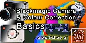 Blackmagic Camera & Colour Correction Basics