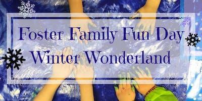 Foster Family Fun Day Winter Wonderland!