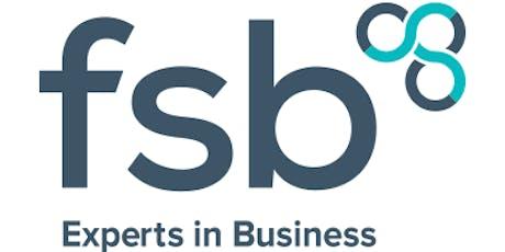 FSB Devon Policy Evening - Exeter 090919 tickets