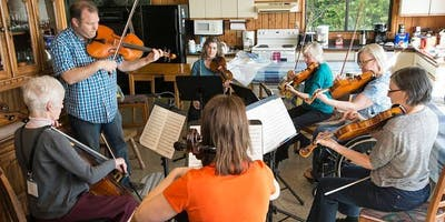 Sooke Harbour Chamber Music Workshop 2019