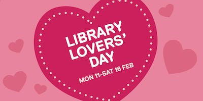 Share the love: Book chatter - Eaglehawk