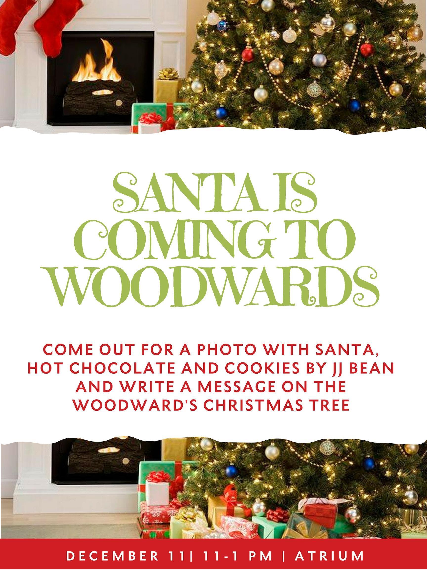 Christmas at Woodwards