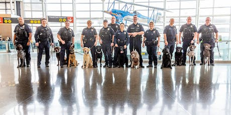 Port of Seattle Police Department Volunteer K9 Decoy Program tickets