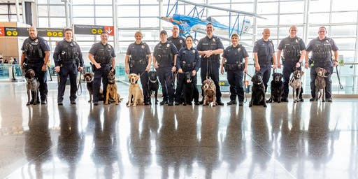 Port of Seattle Police Department Volunteer K9 Decoy Program