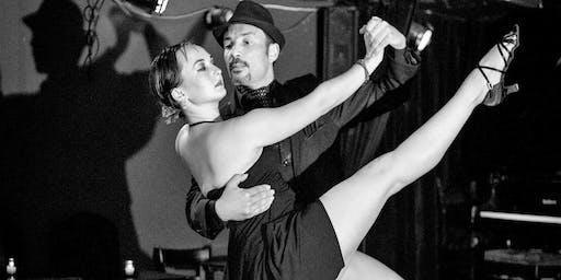 Argentin Tango New York Style Class.
