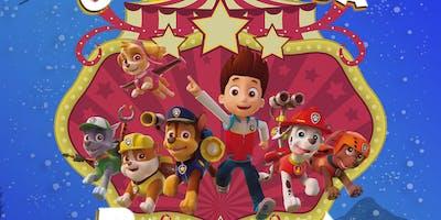 DESCONTO! Circo da Patrulha Salvando o Natal no Teatro Bibi Ferreira