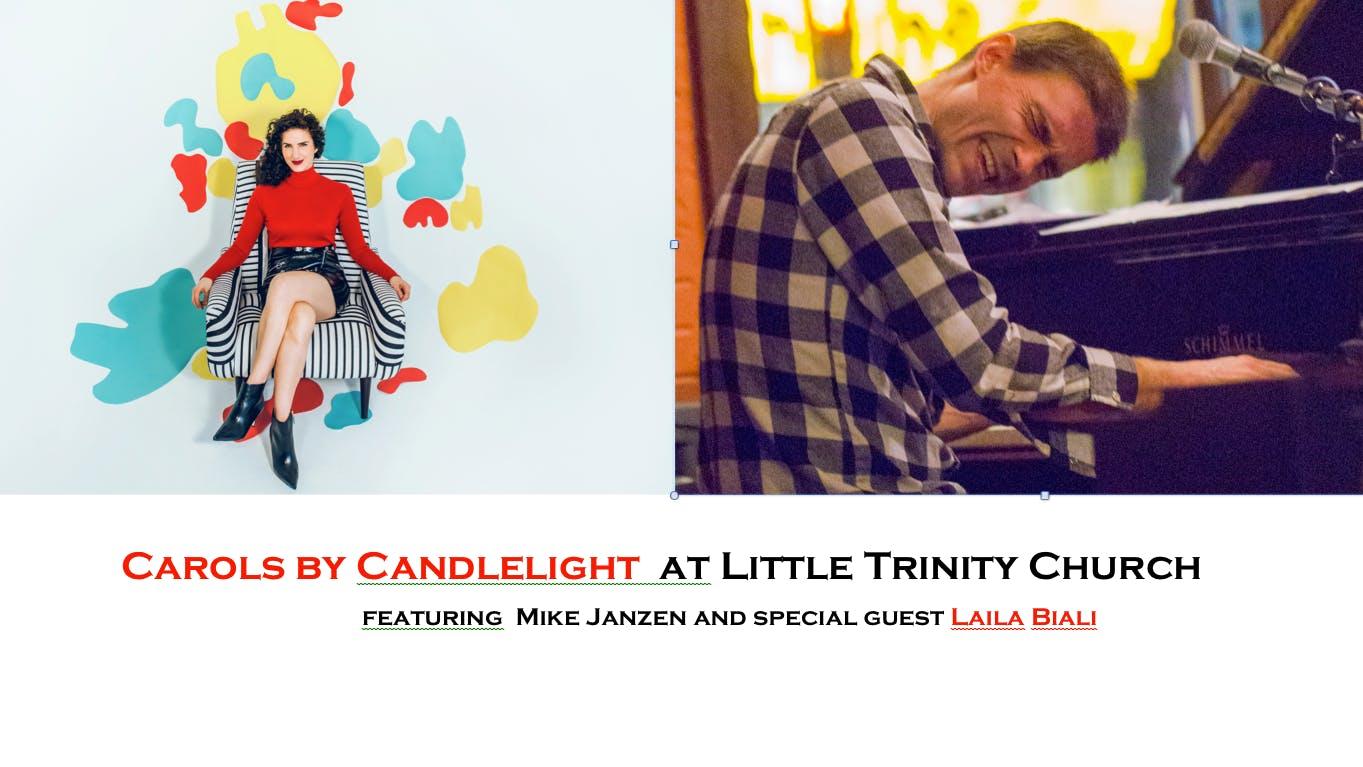 Carols by Candlelight feat. Mike Janzen & Lai
