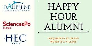 [Convite] Happy Hour Alumni em São Paulo: HEC,...