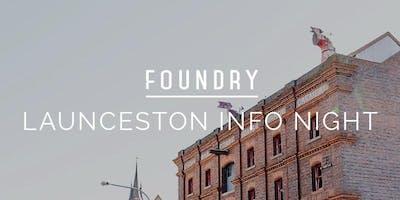 Launceston Info Night | Wednesday 19th December