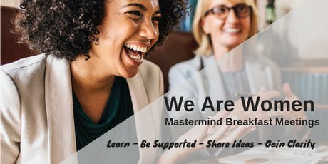 Mastermind Group For Women Entrepreneurs - Breakfast in Brisbane tickets