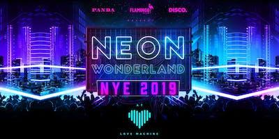 Neon Wonderland NYE 2019