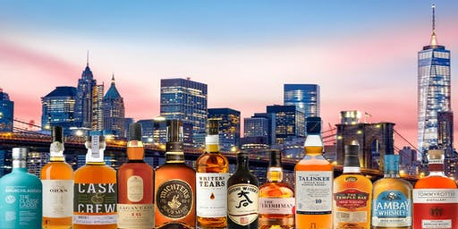 Whisky Guild's NYC Cruise: Scotch & Whiskey Tasting