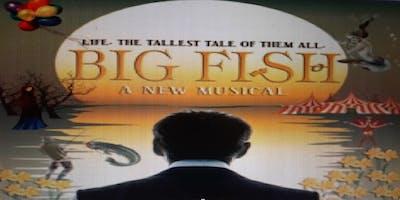 BIG FISH MUSICAL, Boston