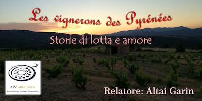 Les vignerons des Pyrénées, storie di lotta ed amore