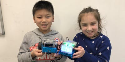 Sydney Olympic Park Coding & Robotics Holiday Program