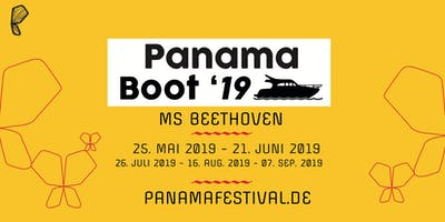 Panama Boot - Jahresticket 2019 (5x Panama Boot)