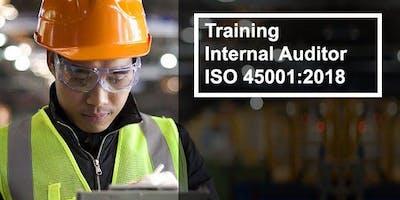 Training Internal Auditor ISO 45001 - WQA Training Center