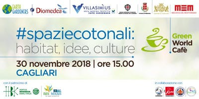 Spazi ecotonali: habitat, idee, culture - Green World Cafè