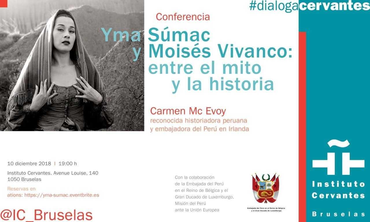 Yma Súmac y Moisés Vivanco: entre el mito y la historia