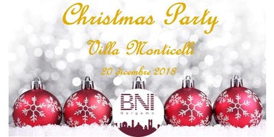 Christmas Party BNI Bergamo