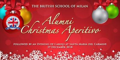 BSM SJH Alumni Christmas Aperitivo