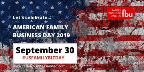 US Family Business Day 2019 tickets