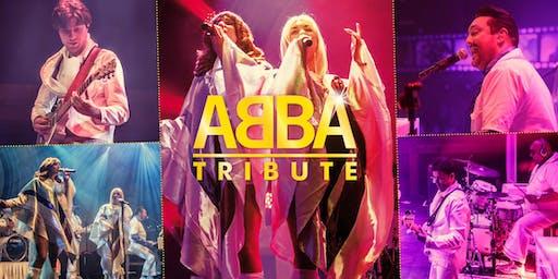 ABBA Tribute in Lochem (Gelderland) 21-09-19