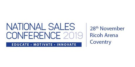 National Sales Conference 2019 tickets