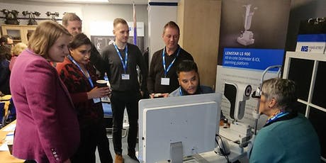 HS-UK 'Improving Outcomes' Biometry Courses tickets