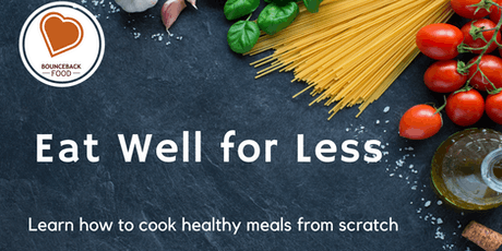 Cookery Course - Eat Well for Less tickets