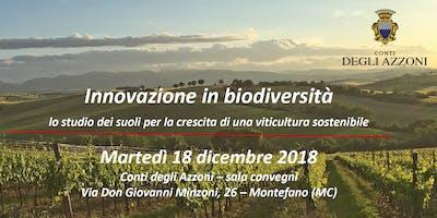 Innovazione in biodiversità