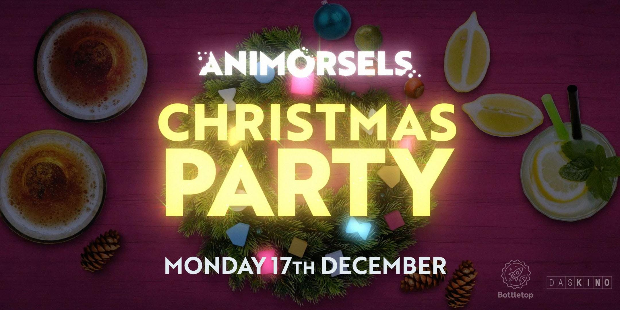 Animorsels - Christmas Party