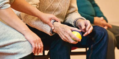 Outreach: Holistic Care of the Dying Person