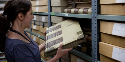 Explore your Archive: Behind the Scenes
