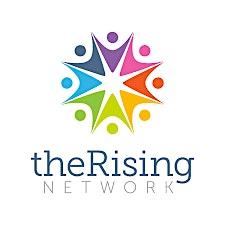 The Rising Network  logo