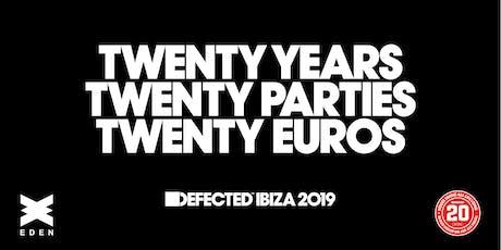 Defected Ibiza 2019 tickets
