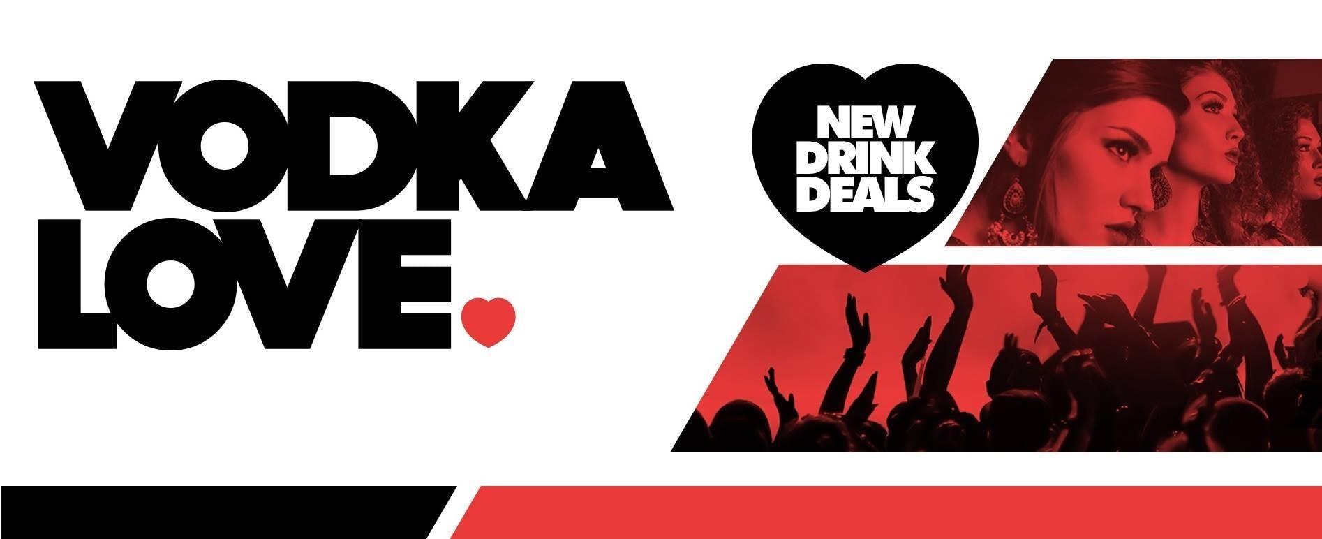 Vodka Love Returns!