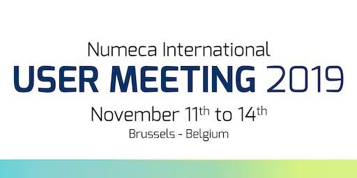 NUMECA USER MEETING 2019 - Speaker Registrations