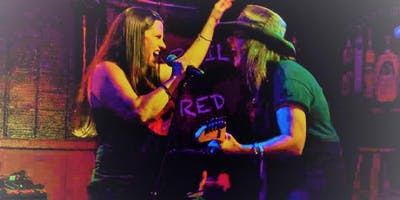 April Red Rockin' The Zephyrhills Moose Lodge 2276!