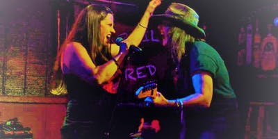 April Red at The Zephyrhills Moose Toys for Tots!